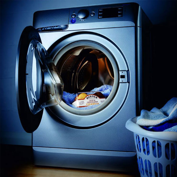 Efficient Laundry Device in relaxing at mosphere